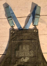 "Load image into Gallery viewer, apron ladies in denim (casestudy "" las Fritas"")"