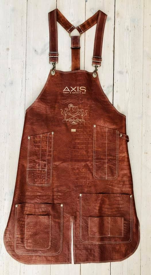 Bartender Apron (casestudy: AXIS Hilton Hotel Schiphol)