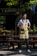 Load image into Gallery viewer, Apronstudio tiki apron with pine apple