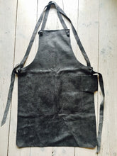 Load image into Gallery viewer, Ladies Apron in Grey