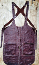 Load image into Gallery viewer, Suspenders Apron