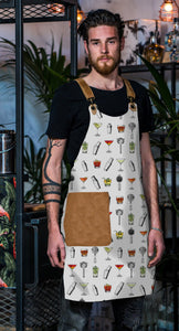 Apron jungle with Cocktail Gear