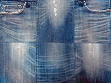 Load image into Gallery viewer, Apron Recycled Denim