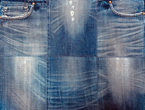 Apron Recycled Denim