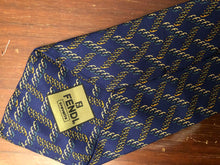 Load image into Gallery viewer, Choker recycled made of Fendi silk tie.