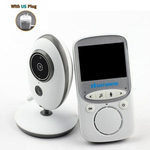 Wireless LCD Baby Monitor