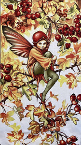 Autumn Fairy Panel