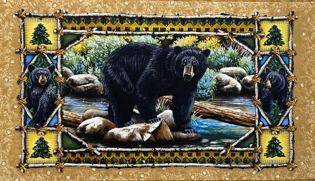Bear Country Panel
