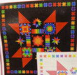 "Color My World Quilt Kit, 90"" x 90"",  Backing not included."