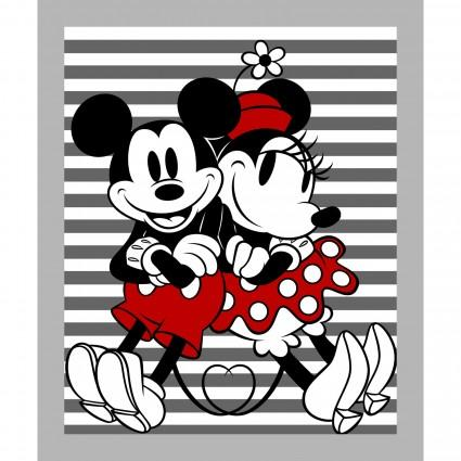 Mickey and Minnie Panel