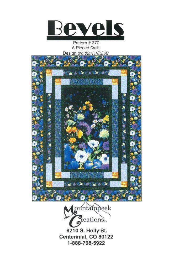 Reverie Quilt Kit, Wall Hanging, Backing included.