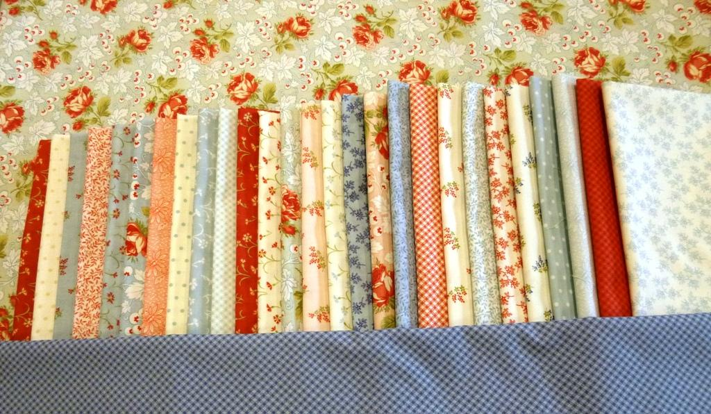 "Victoria 3 Sisters Quilt Kit, 93"" x 102"", Backing not included"