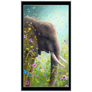 Artworks XII - Elephant Panel