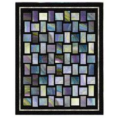 "Fused Fracture Quilt Kit, 33"" x 42"", Backing not included."
