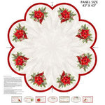 The Scarlet Feather - Tree Skirt