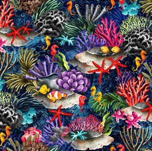 The Reef - Coral Reef