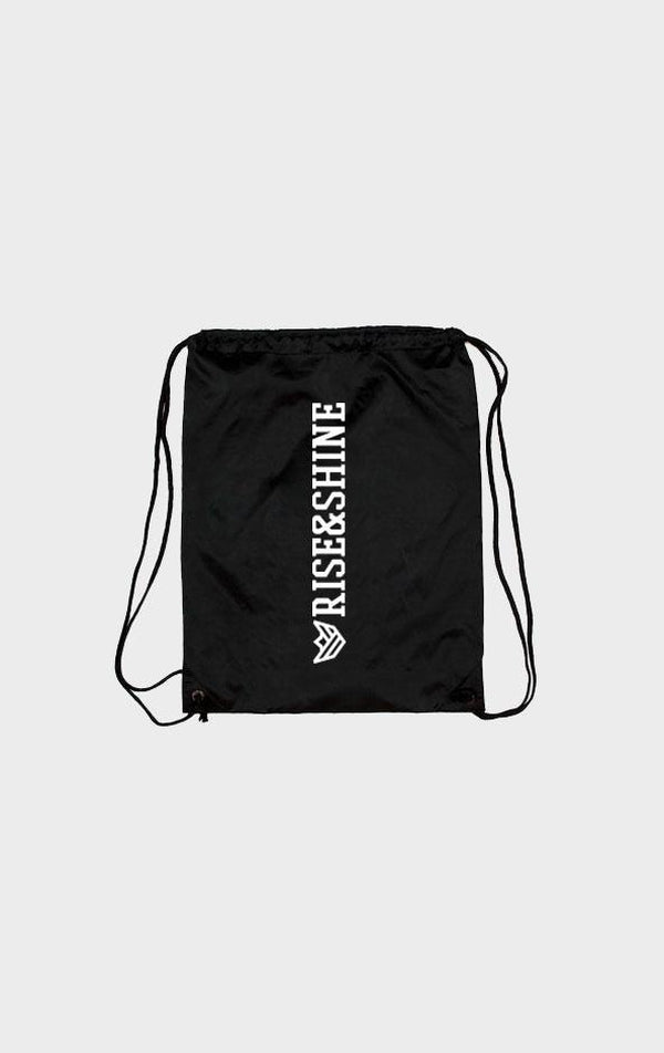 Bolsa Saco Bolsas Rise&Shine Mindbody Industries Negro / Black