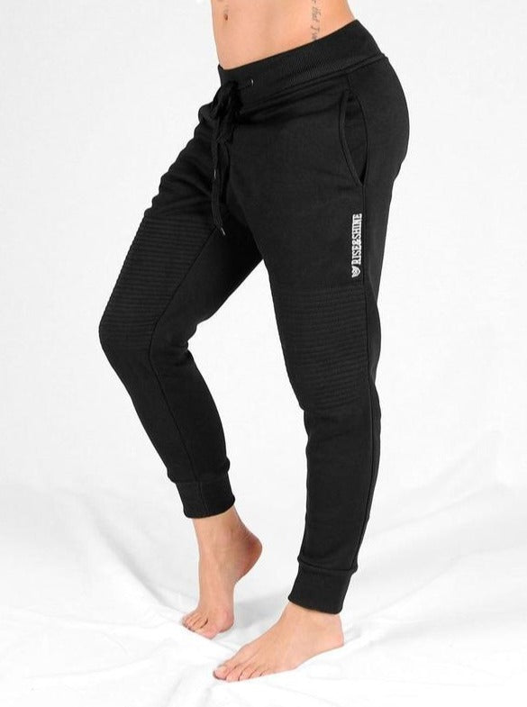 Pantalones Gravity (Unisex) Mallas Chica Rise&Shine Mindbody Industries XS Negro / Black