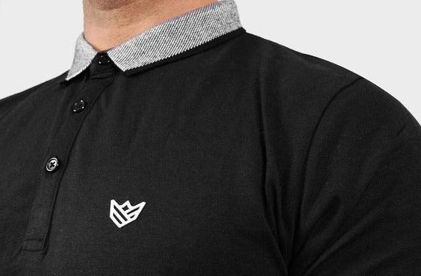 Polo Aesthetic Camiseta de Hombre Rise&Shine Mindbody Industries