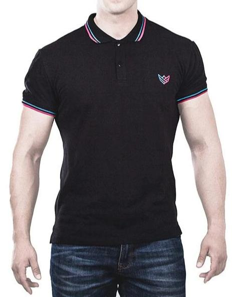 Polo Camiseta de Hombre Rise&Shine Mindbody Industries