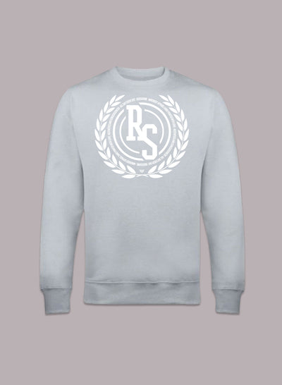 """Victory"" Sudadera - 3 Colores Disponibles Sudaderas Unisex Rise&Shine Mindbody Industries XS Gris"