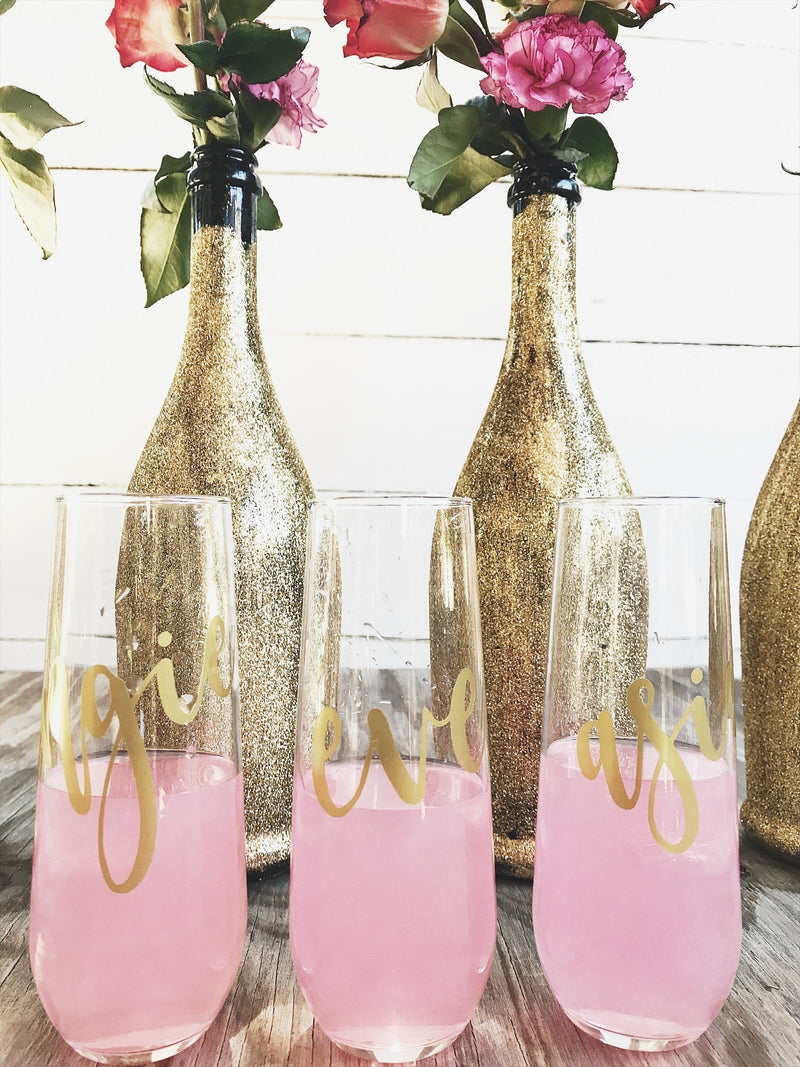 Personalized Bridesmaid Gift