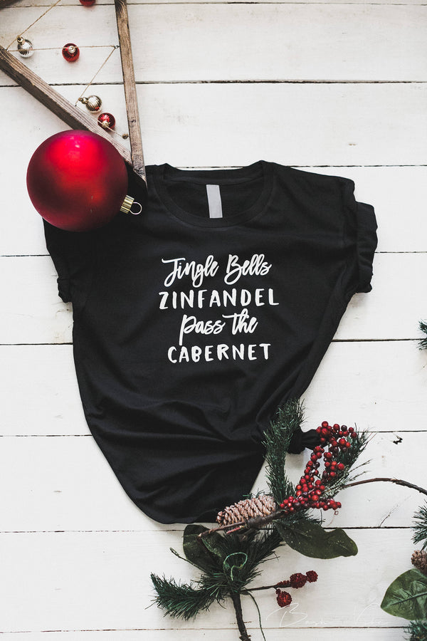 Jingel Bells Zinfandel Pass the Cabernet