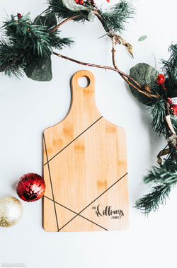 Wedding Gift Chopping Board