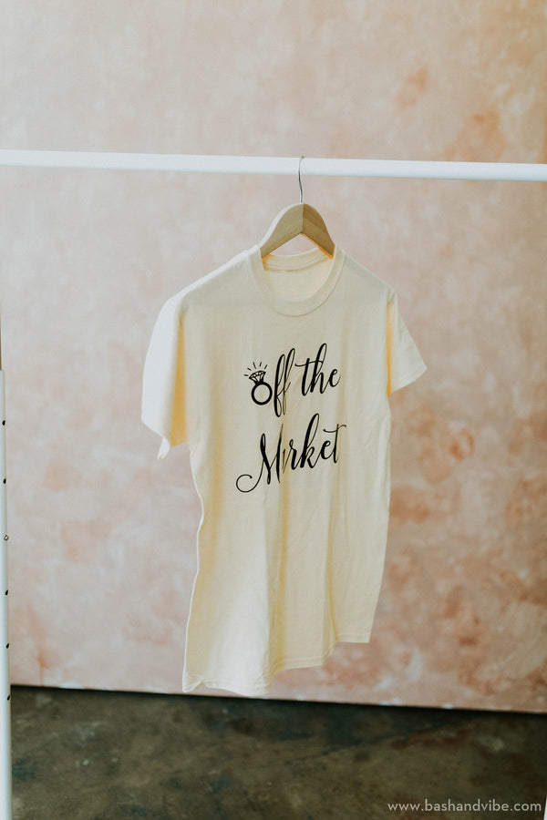 Off The Market Engagement Shirt