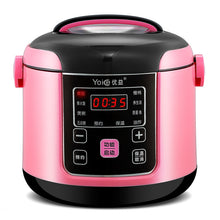 Load image into Gallery viewer, Home Smart Booking Mini Rice Cooker 1-2-3 people multifunctional small rice cooker  kitchen appliances electric rice cooker 400W