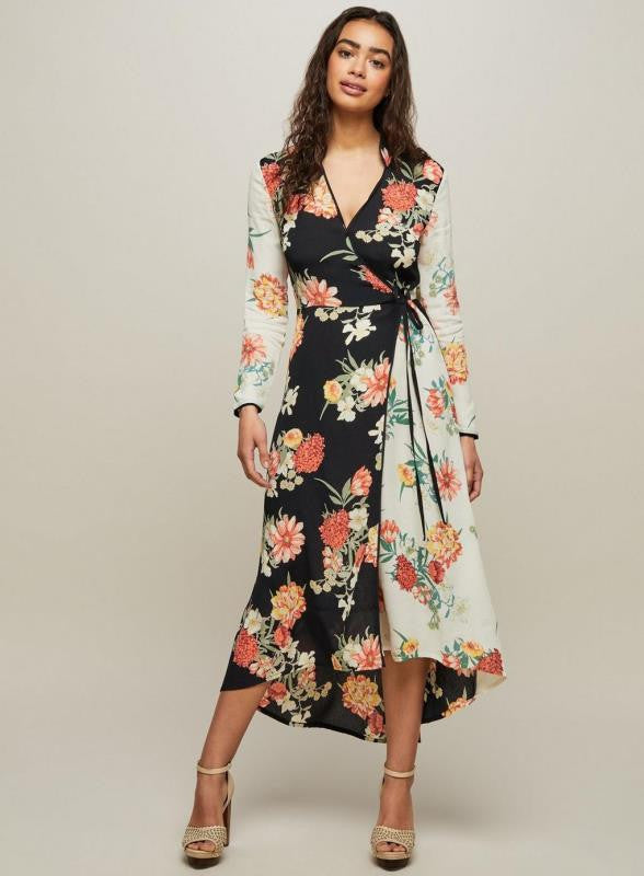 ede7c461765f ... Women Casual Print Dress Sleeveless Autumn Dresses summer women dress  Women Dresses ...