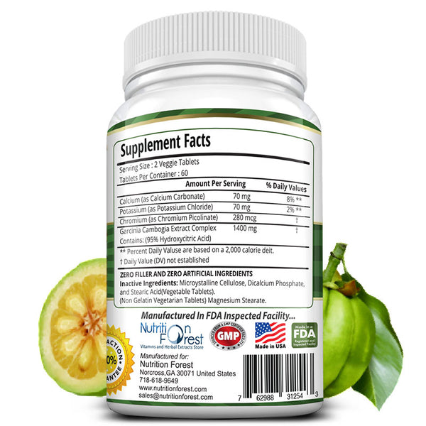 Pure garcinia cambogia extract questions
