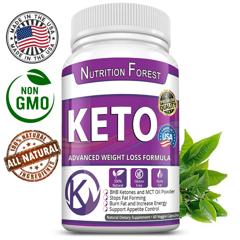 Keto Diet With BHB