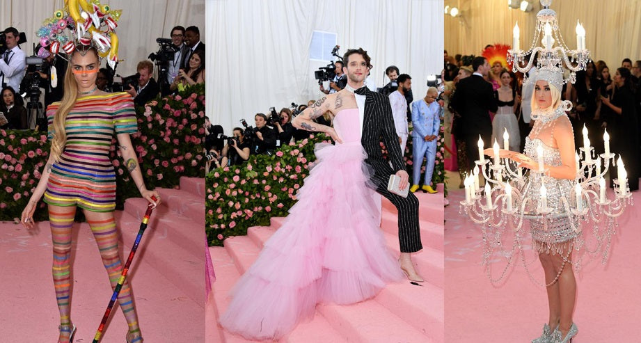 Absolème Met Gala 2019 Camp