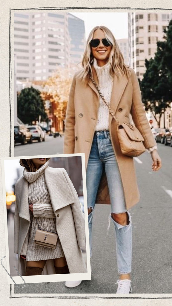 Absolème inspirations look cocooning hiver