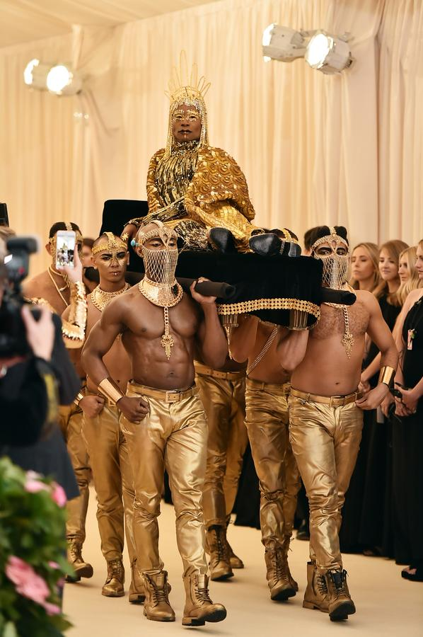 Absolème Met Gala 2019 Camp Billy Porter