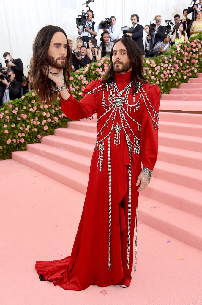 Absolème Met Gala 2019 Camp Jared Leto