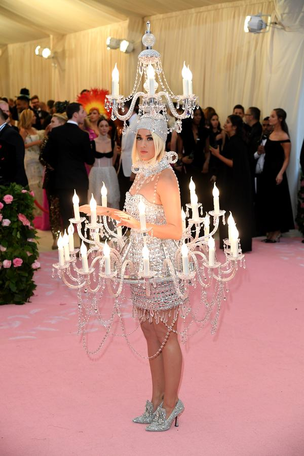 Absolème Met Gala 2019 Camp Katy Perry