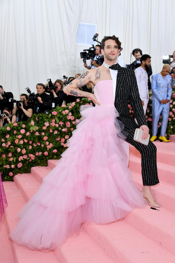 Absolème Met Gala 2019 Camp Michael Urie