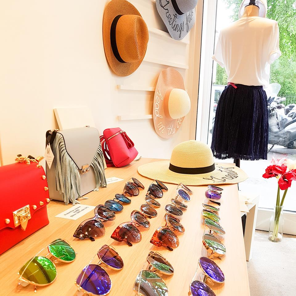 Paris pop up store Absolème