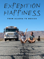 Expedition Happiness Film voyage road trip