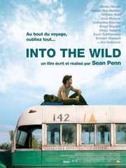 Into the Wild film vpyage road trip