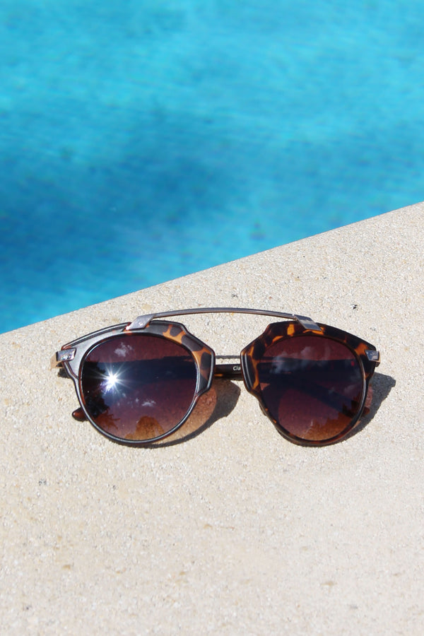 Lunettes de Soleil Dream On - Marron
