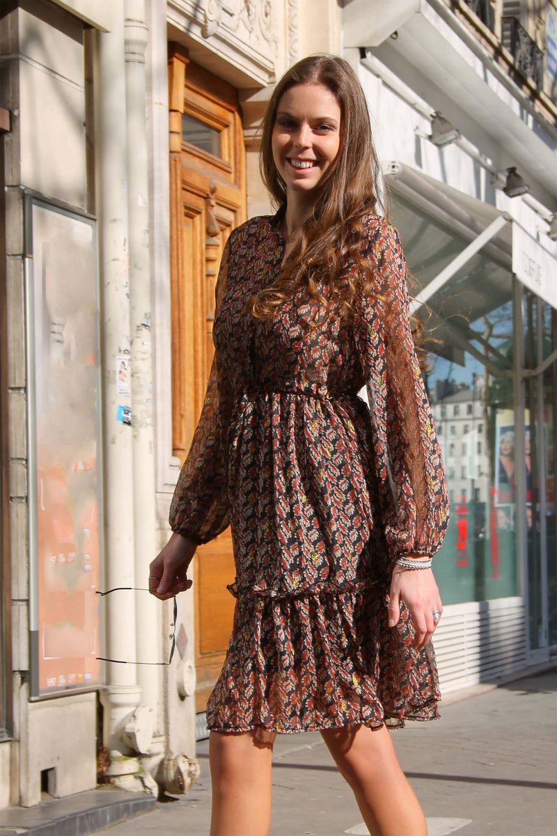 Absolème Robe Elly Printemps