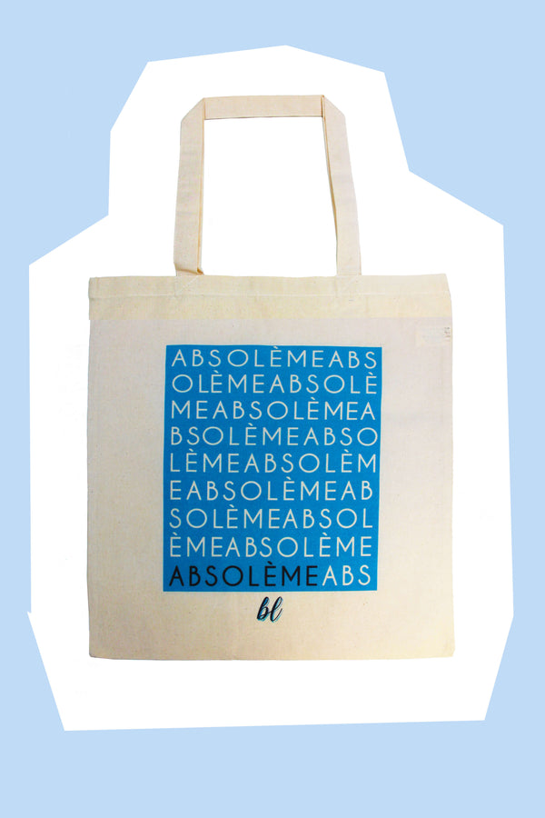 Absolème Sac Tote Bag Coton