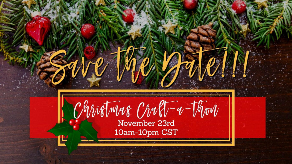 Christmas Craft-A-Thon