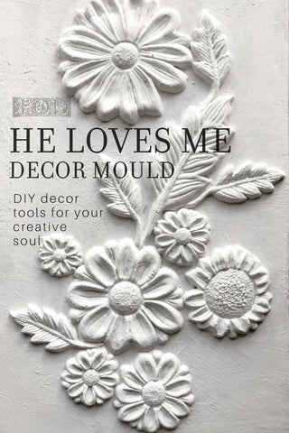 NEW He Loves Me Mould