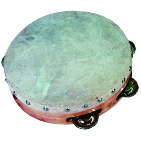 10 In Tambourine Double Row - Drum & Percussion