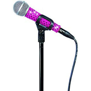 Pretty in Pink Corded Mic Sleeve