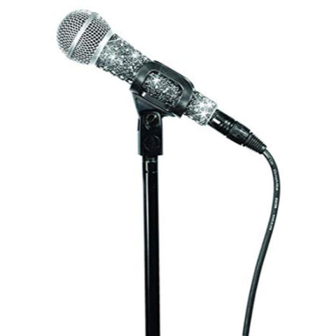 Silver Sensation Corded Mic Sleeve